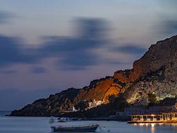 Die Kapelle Agios Nikolaos in Akrotiri. (c) Tobias Schorr
