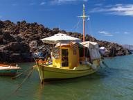 Palia Kameni ist die Bucht einiger, weniger Fischer (c) Tobias Schorr